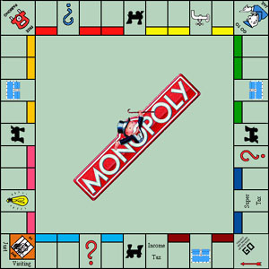 I was recently playing Monopoly on my smart phone and it got me thinking…