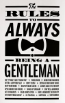 A Gentleman Doesn't Share