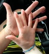 Butch & Femme Hands